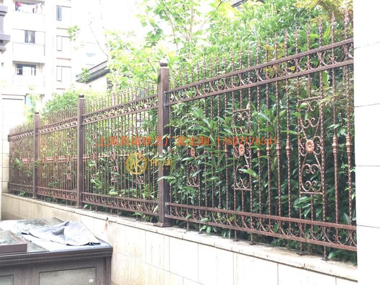 上海小区铁艺围墙哪里做得好?