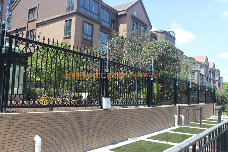 小区铁艺围栏